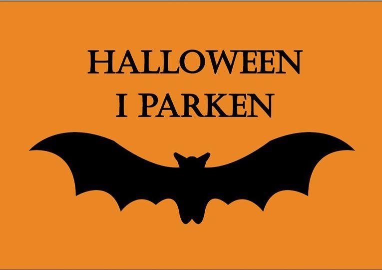 Halloween i parken!